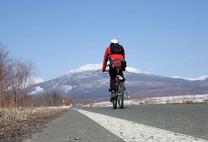 MTBサイクリング