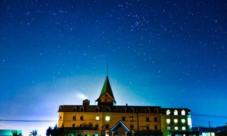 【1日1組限定星空観察】秋の夜長を楽しもう♪星好き福郎さんと星を見よう☆2食付き